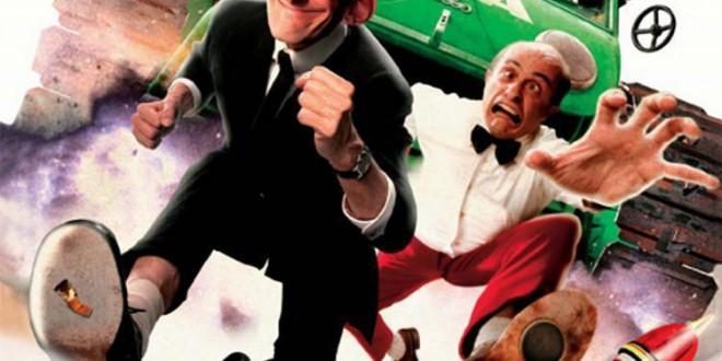 """Poster del film """"Spia + spia - Due superagenti armati fino ai denti"""""""
