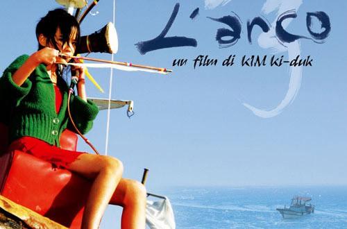 """Poster del film """"L'arco"""""""