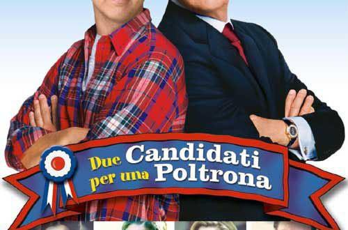 """Poster del film """"Due candidati per una poltrona"""""""