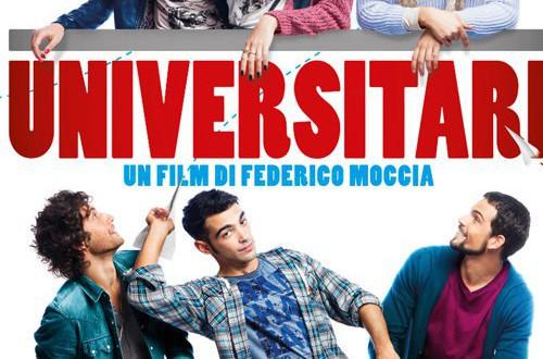 """Poster del film """"Universitari - Molto più che amici"""""""