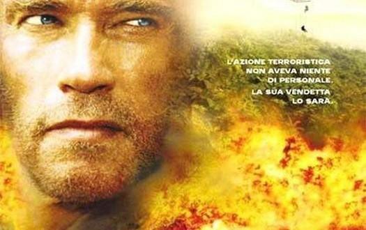 """Poster del film """"Danni collaterali"""""""