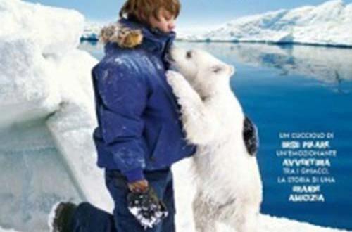 """Poster del film """"Il mio amico Nanuk"""""""