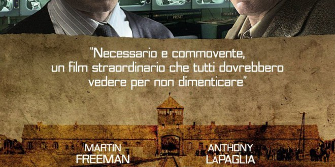 "Poster del film ""The Eichmann Show"""