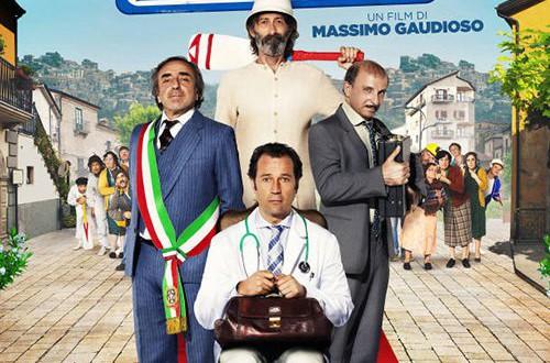 """Poster del film """"Un paese quasi perfetto"""""""