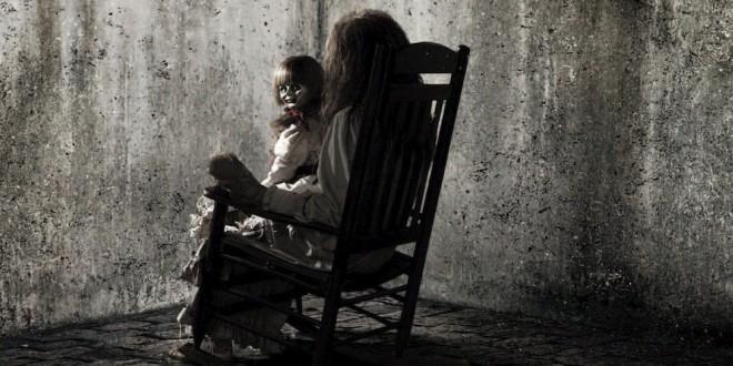 """Poster del film """"L'evocazione - The conjuring"""""""