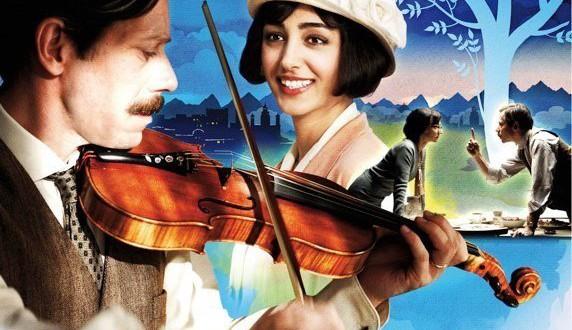 """Poster del film """"Pollo alle prugne"""""""