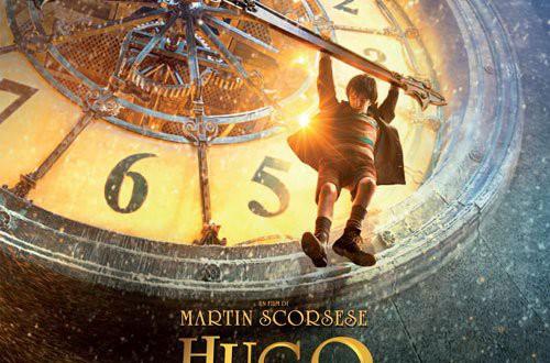 "Poster del film ""Hugo Cabret"""