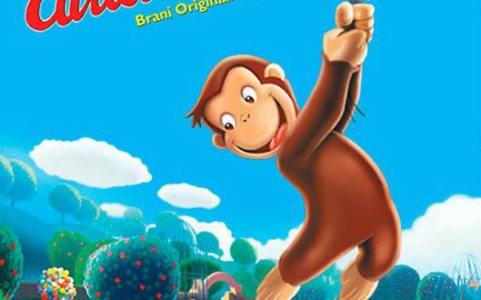 """Poster del film """"Curioso come George"""""""