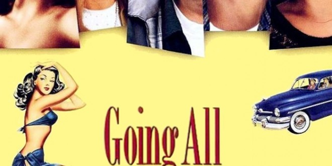 """Poster del film """"Vivere fino in fondo"""""""