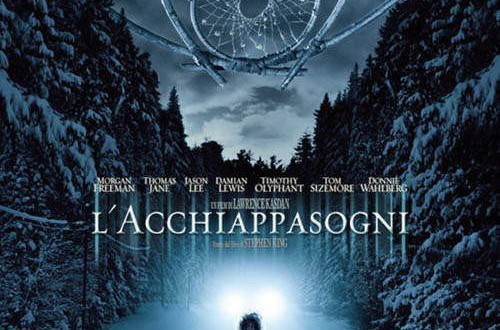 """Poster del film """"L'acchiappasogni"""""""