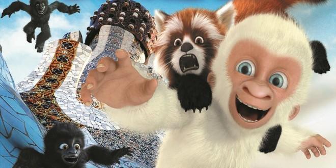"""Poster del film """"Le avventure di Fiocco di Neve"""""""