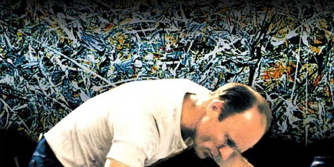 "Poster del film ""Pollock"""