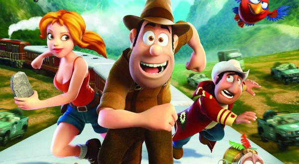 """Poster del film """"Le avventure di Taddeo l'esploratore"""""""