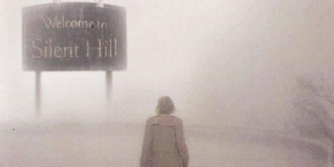 "Poster del film ""Silent Hill"""
