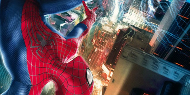 "Poster del film ""The Amazing Spider-Man 2 - Il potere di Electro"""