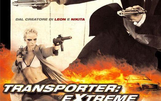 """Poster del film """"Transporter: Extreme"""""""