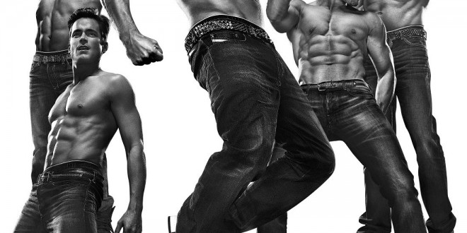 "Poster del film ""Magic Mike XXL"""