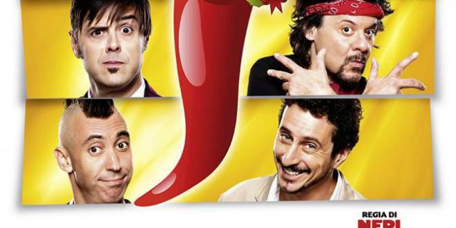 """Poster del film """"Colpi di fortuna"""""""