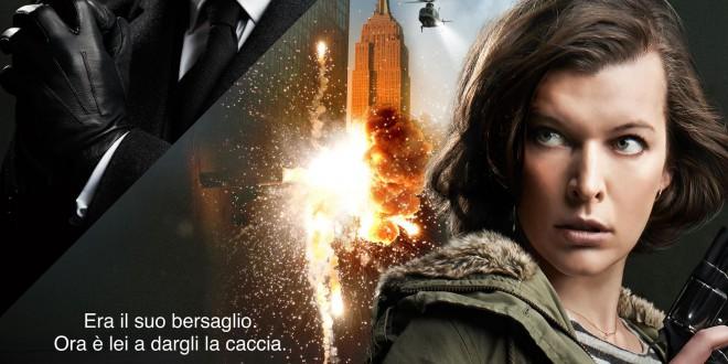 """Poster del film """"Survivor"""""""