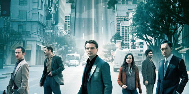 "Poster del film ""Inception"""