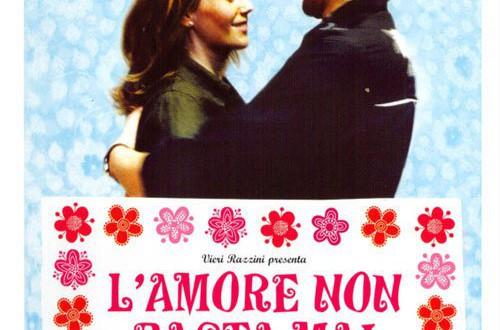 """Poster del film """"L'amore non basta mai"""""""