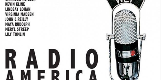 "Poster del film ""Radio America"""