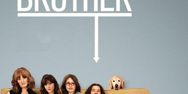 """Poster del film """"Quell'idiota di nostro fratello"""""""