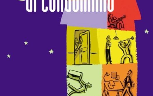 """Poster del film """"Riunione di condominio"""""""