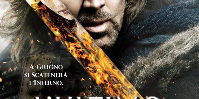 """Poster del film """"L'ultimo dei templari"""""""