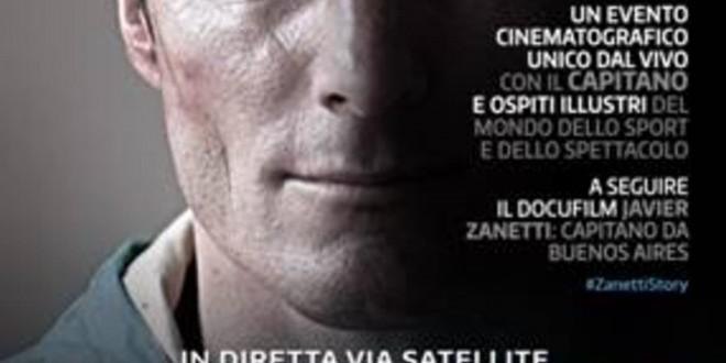 """Poster del film """"Zanetti Story"""""""