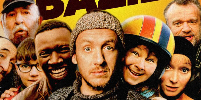 """Poster del film """"L'esplosivo piano di Bazil"""""""