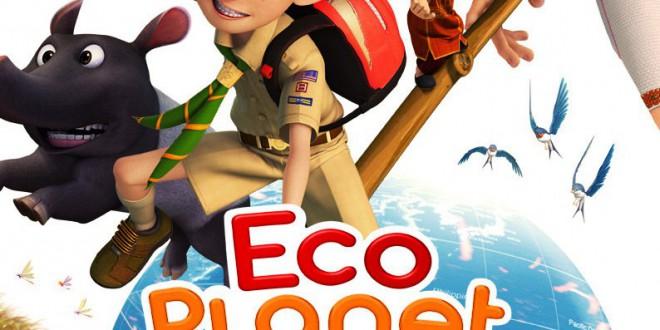 """Poster del film """"Eco planet - Un pianeta da salvare"""""""