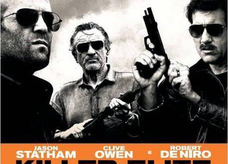 """Poster del film """"Killer Elite"""""""