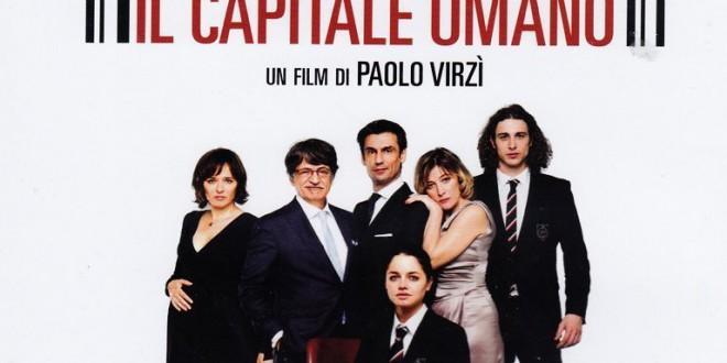"""Poster del film """"Il capitale umano"""""""