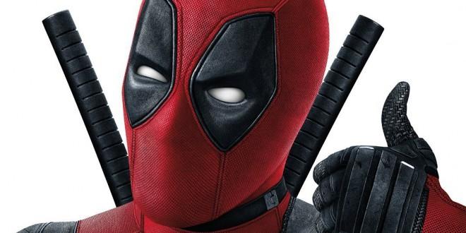 """Poster del film """"Deadpool"""""""