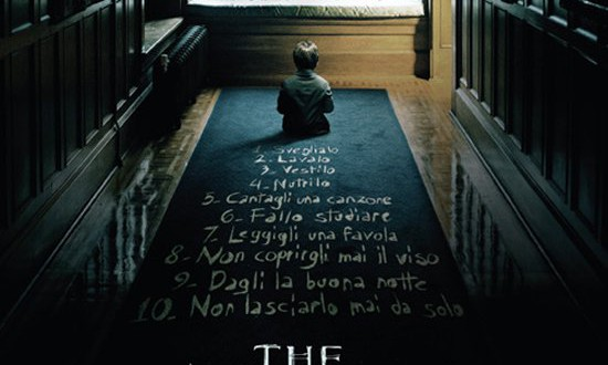 "Poster del film ""The Boy"""