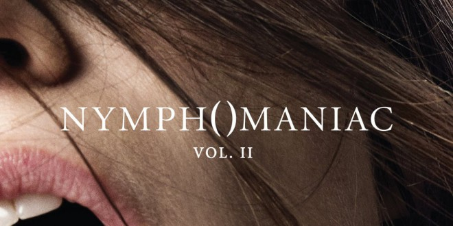 "Poster del film ""Nymphomaniac - Volume 2"""