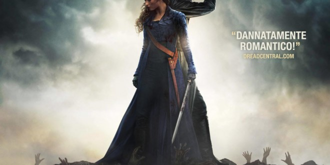 "Poster del film ""PPZ: Pride and Prejudice and Zombies"""