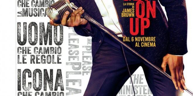 "Poster del film ""Get on up - La storia di James Brown"""