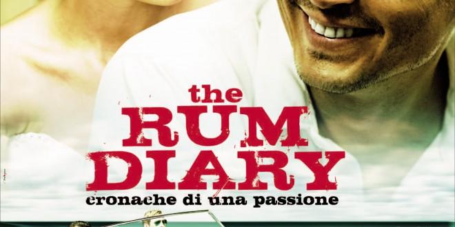 """Poster del film """"The rum diary - Cronache di una passione"""""""