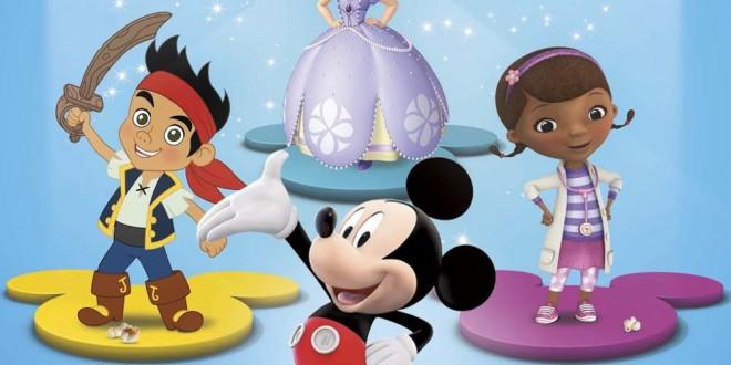 "Poster del film ""Disney Junior Party"""