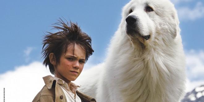 """Poster for the movie """"Belle & Sebastien - L'avventura continua"""""""