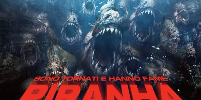 """Poster del film """"Piranha 3D"""""""