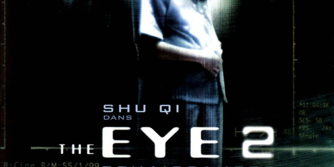 "Poster del film ""The Eye 2"""