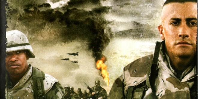 """Poster del film """"Jarhead"""""""