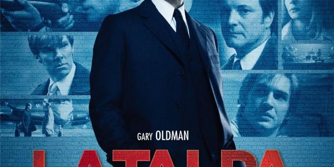 "Poster del film ""La talpa"""