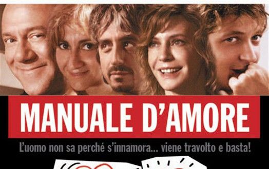 "Poster del film ""Manuale d'amore"""