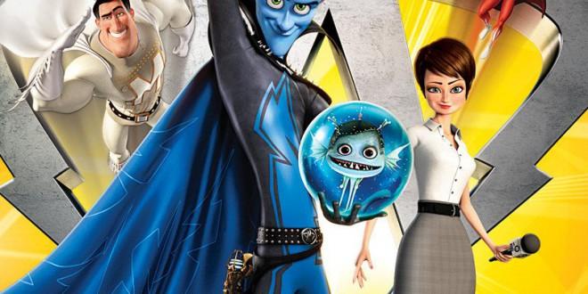"Poster del film ""Megamind"""