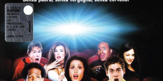 "Poster del film ""Scary Movie"""