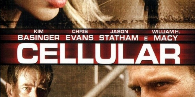 "Poster for the movie ""Cellular"""
